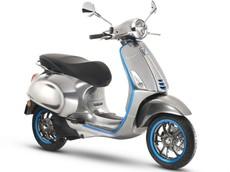 Piaggio sản xuất xe điện Vespa Elettrica vào tháng 9, giới thiệu xe máy hybrid Vespa Elettrica X vào tháng 11