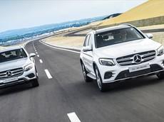 Mercedes-Benz Việt Nam khẳng định rửa xe, xịt gầm không làm nước lọt vào cầu GLC