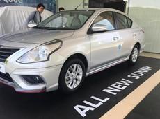 Nissan Sunny 2018 xuất hiện tại Việt Nam với thiết kế cải tiến