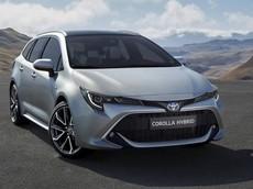 Toyota Corolla 2019 phiên bản cốp rộng trình làng