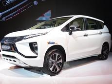 Xe 7 chỗ giá rẻ Mitsubishi Xpander có giá bán chính thức, khởi điểm 550 triệu đồng