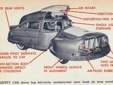 """Sir Vival - Mẫu xe """"quái thai"""" đã khiến người ta chú ý tới tính an toàn hơn"""
