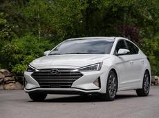 "Hyundai Elantra 2019: Sedan cỡ C ""ngon, bổ, rẻ"""
