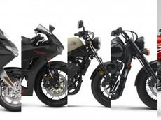 Honda công bố 6 mẫu xe phân khối lớn sẽ ra mắt thị trường Mỹ vào năm 2019