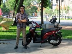"""Đánh giá xe Honda SH Mode 125 sau 6.000 km sử dụng: """"Xinh đẹp"""" và êm ái"""