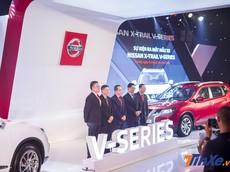 Nissan X-Trail V-Series - Crossover dành cho người Việt, giá tăng nhẹ