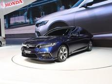 """Honda Inspire 2018 - """"anh em sinh đôi không cùng trứng"""" của Accord - được vén màn"""