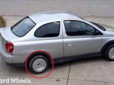 Bánh xe Liddiard - Công nghệ kỳ diệu cho phép ô tô đi ngang... như cua