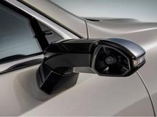 Lexus giới thiệu công nghệ camera thay thế gương chiếu hậu cho mẫu ES