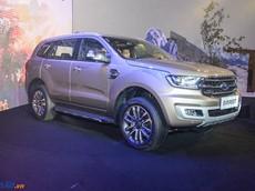 Tậu Ford Everest 2018, người Việt phải mua thêm gói phụ kiện cả trăm triệu đồng
