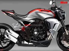 Honda CB650R 2019 ra mắt vào ngày đầu tháng 10, thiết kế giống CB1000R