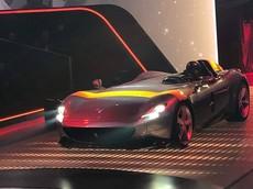 Ferrari bí mật giới thiệu Monza SP1 và SP2 - cặp đôi siêu xe đậm chất hoài cổ