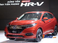 Honda HR-V 2019: Giá xe HR-V tháng 8/2019 mới nhất hiện nay