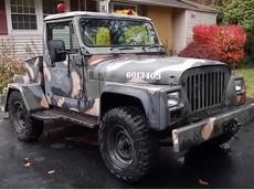 7 mẫu xe Jeep mà hiếm ai biết đến trong lịch sử