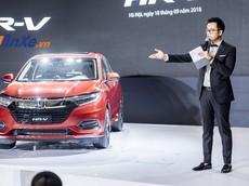 Toàn cảnh lễ ra mắt Honda HR-V 2018 tại Việt Nam