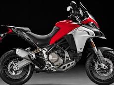 Ducati sẵn sàng ra mắt xế khủng Multistrada 1260 Enduro phiên bản 2019