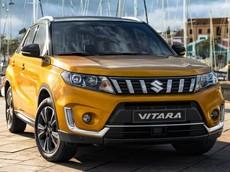 Cận cảnh thiết kế của Suzuki Vitara 2019 sắp ra mắt vào tháng sau