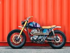 """Mê Scrambler nhưng lại sở hữu """"đồ cổ"""" Kawasaki W650? Hãy học tập cách độ xe của thanh niên Pháp này"""