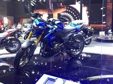 Ảnh chi tiết của Suzuki GSX-S300 đã được tiết lộ
