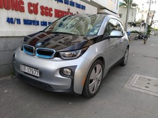 BMW i3 của chủ tịch hãng taxi Mai Linh tái xuất trên đường phố Sài thành