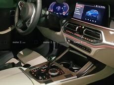 BMW X7 2019 - đối thủ của Lexus LX - lộ nội thất sang trọng và công nghệ cao