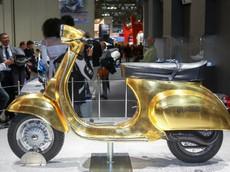 Vespa Polini - Xe ga dát vàng giá lên đến 1,1 tỷ đồng
