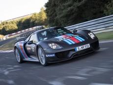 Top 5 mẫu xe Porsche có khả năng gia tốc nhanh nhất trong lịch sử