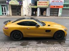 Mercedes-AMG GT S Edition 1 từng của nữ doanh nhân Hải Phòng xuất hiện tại Sài thành