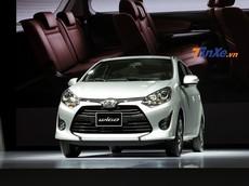 Toyota Wigo trình làng với giá từ 345 triệu đồng, Kia Morning và Hyundai Grand i10 phải sống sao?