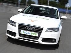 """Đây là chiếc xe Audi A4 có thể """"đốt calo, giảm béo"""" đầu tiên trên thế giới"""