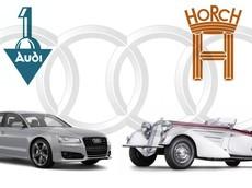 """Ý nghĩa logo của Audi và câu chuyện cùng """"cha đẻ"""" với nhãn hiệu Horch"""