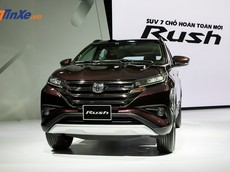 Toyota Rush: Bảng giá Rush 2020 và tin khuyến mãi mới nhất tháng 2/2020