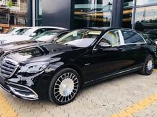 Ngắm trước Mercedes-Maybach S560 hơn 11 tỷ đồng sẽ ra mắt Việt Nam vào tháng sau