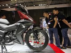 Honda Winner 150 bình xăng bị rỉ sét là do đâu? Làm sao để có thể khắc phục?