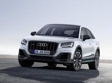 Audi SQ2 2019 chính thức lộ diện trước ngày ra mắt