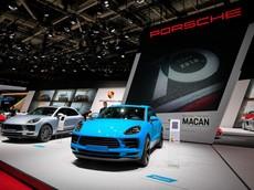 Crossover hạng sang Porsche Macan 2019 ra mắt với chỉ một tùy chọn động cơ