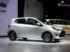 Khách mua Toyota Wigo không còn phải sắm thêm phụ kiện