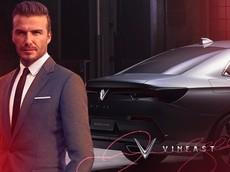 Siêu sao quốc tế góp mặt trong sự kiện ra mắt xe của VinFast chính là David Beckham