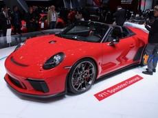 Porsche khẳng định đưa mẫu 911 Speedster mới vào sản xuất thương mại