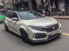 Không thua kém Khánh Hoà, Bình Thuận cũng có Honda Civic độ body kit Type R cá tính