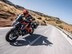 KTM Super Duke GT 2019 - Siêu phẩm touring mới từ thương hiệu màu da cam