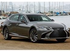 """Đánh giá xe Lexus LS 500 2018 bản Mỹ: Sang trọng, rộng rãi nhưng hệ thống giải trí """"lạc hậu"""""""