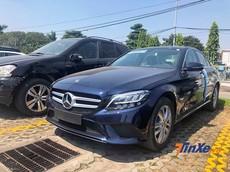 Mercedes-Benz C200 2019 bất ngờ xuất hiện tại Việt Nam