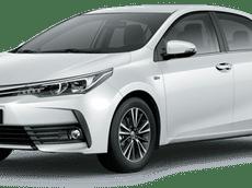 Cập nhật giá xe Toyota Corolla altis mới nhất tháng 11/2018