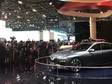 VinFast tiếp tục thu hút sự chú ý tại Paris Motor Show 2018
