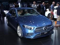 Mercedes-AMG A35 4Matic chính thức trình làng ở triển lãm Paris 2018