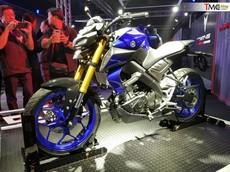 Chi tiết naked Yamaha MT-15 2019: Trang bị động cơ 155cc VVA và ly hợp trượt