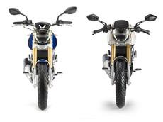 Diện kiến bộ đôi mô tô mới P2X 125 và P2x 300 của Peugeot