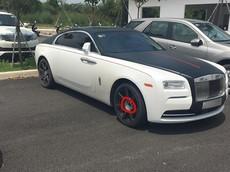 Rolls-Royce Wraith từng của Chủ tịch Trung Nguyên tái xuất với bộ áo mới