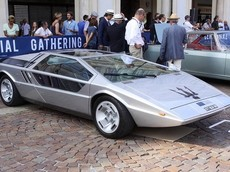 Maserati Boomerang - Siêu xe concept cực ngầu nhưng tiếc là không được thương mại hóa